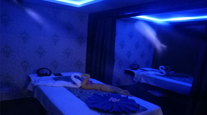 Organic Therapy Room