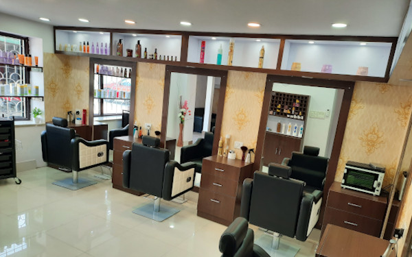 Hair Salon Room
