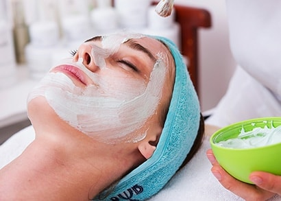 Don't worry, this facial will take care of all your skin problems